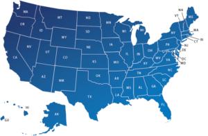 blue-us-map