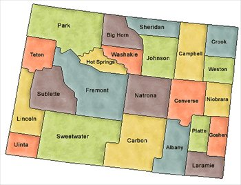 wyoming-free-clipart